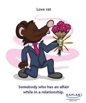 IDIOMS: Love Rat