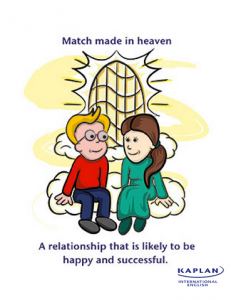 Match-made-in-heaven