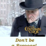 Don't-be-a-Scrooge