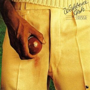 "Wishbone Ash album ""There's the Rub"""