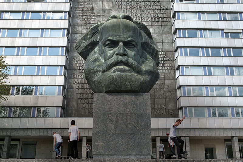 ODD ONE OUT – KARL MARX