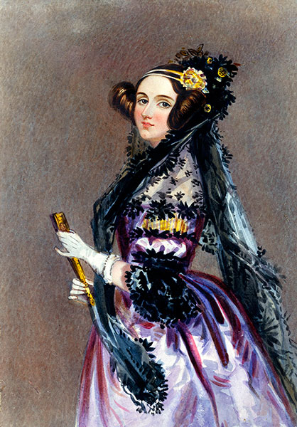 LISTENING COMPREHENSION – ADA LOVELACE