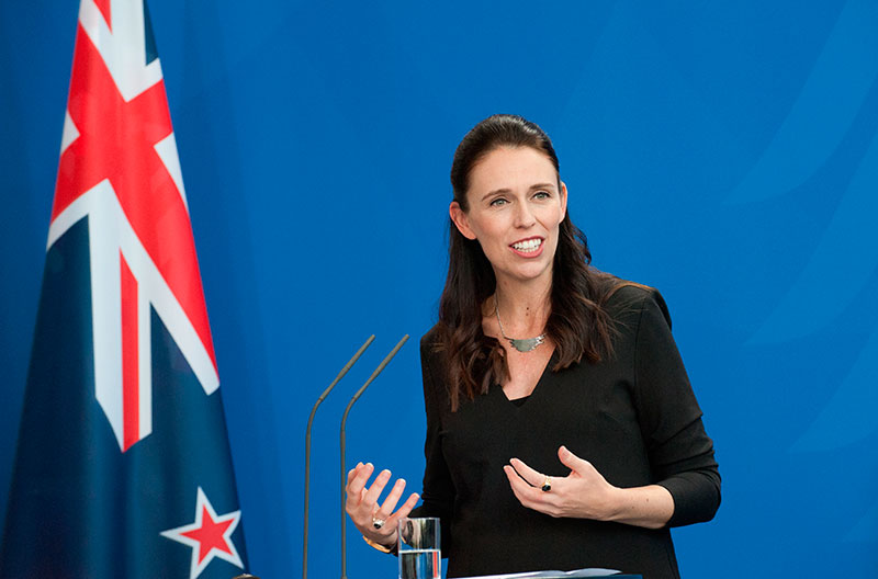 VOCABULARY – JACINDA ARDERN