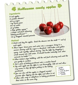 recipe-Halloween