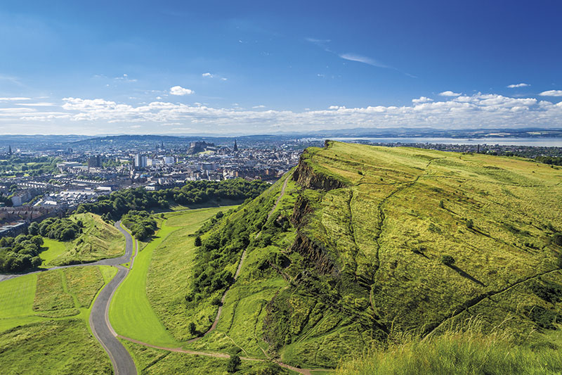 VOCABULARY – ARTHUR'S SEAT