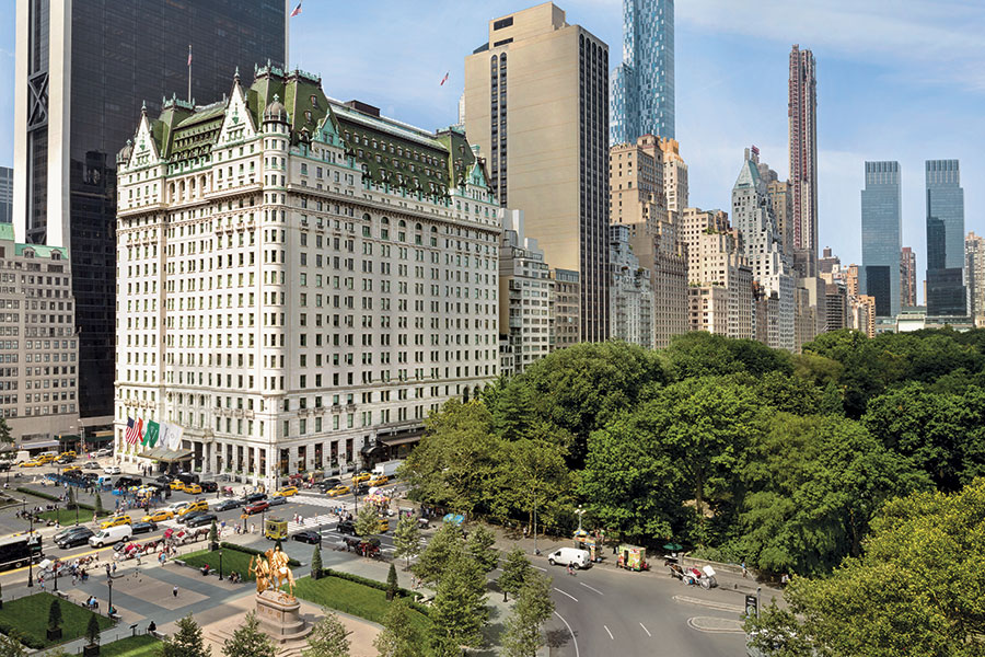 VOCABULARY – THE NEW YORK PLAZA HOTEL