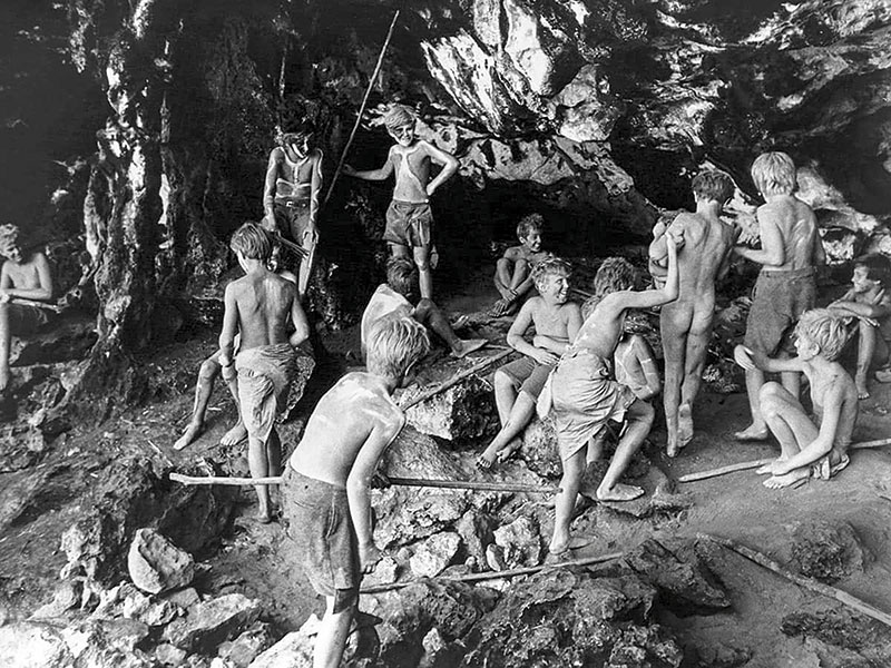 READING COMPREHENSION – LORD OF THE FLIES