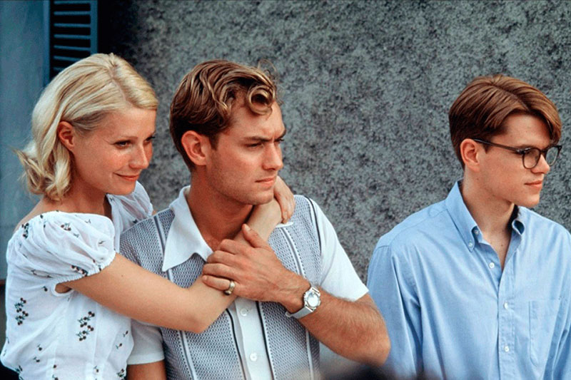 VOCABULARY – THE TALENTED MR. RIPLEY