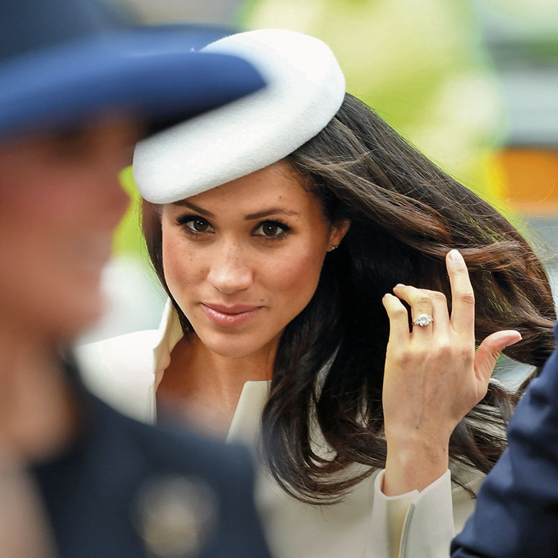 READING COMPREHENSION – MEGHAN MARKLE