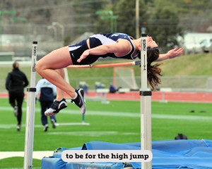 To be for the high jump_web