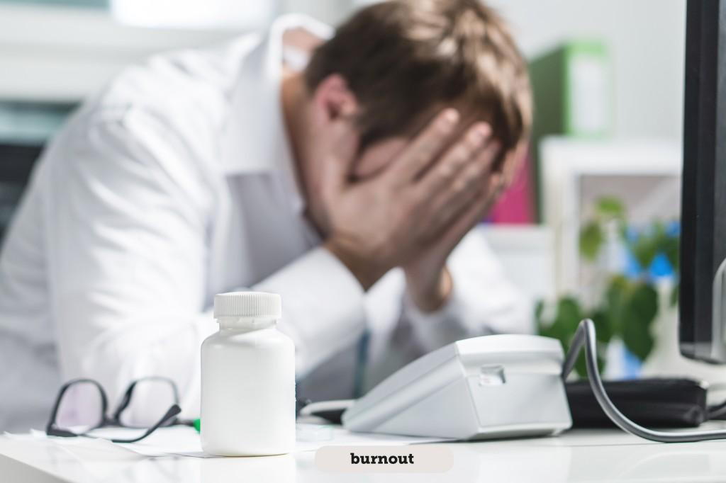 Idioms: Burnout
