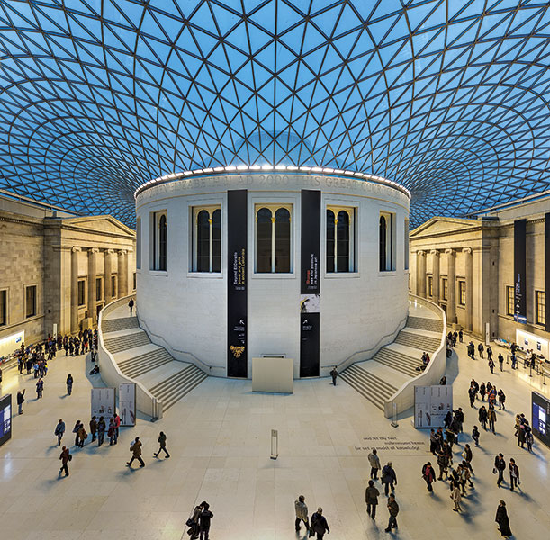 READING COMPREHENSION – THE BRITISH MUSEUM