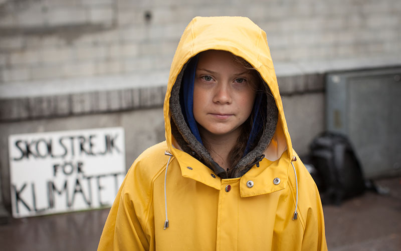 TRUE OR FALSE? – GRETA THUNBERG