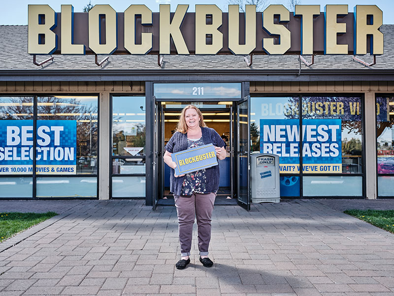READING COMPREHENSION – THE LAST BLOCKBUSTER
