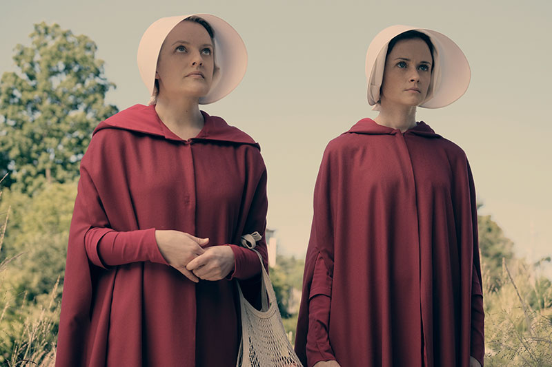 SPOT THE MISTAKE – THE HANDMAID'S TALE