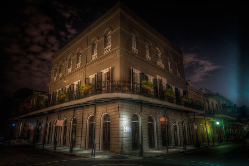 READING COMPREHENSION – THE HAUNTING OF NEW ORLEANS