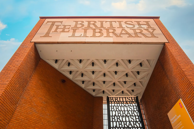 READING COMPREHENSION – THE BRITISH LIBRARY