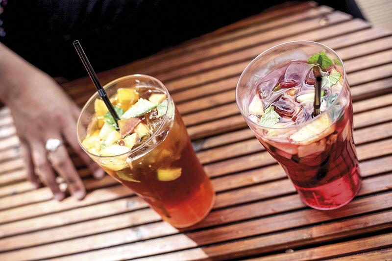 VOCABULARY – BRITISH DRINKS