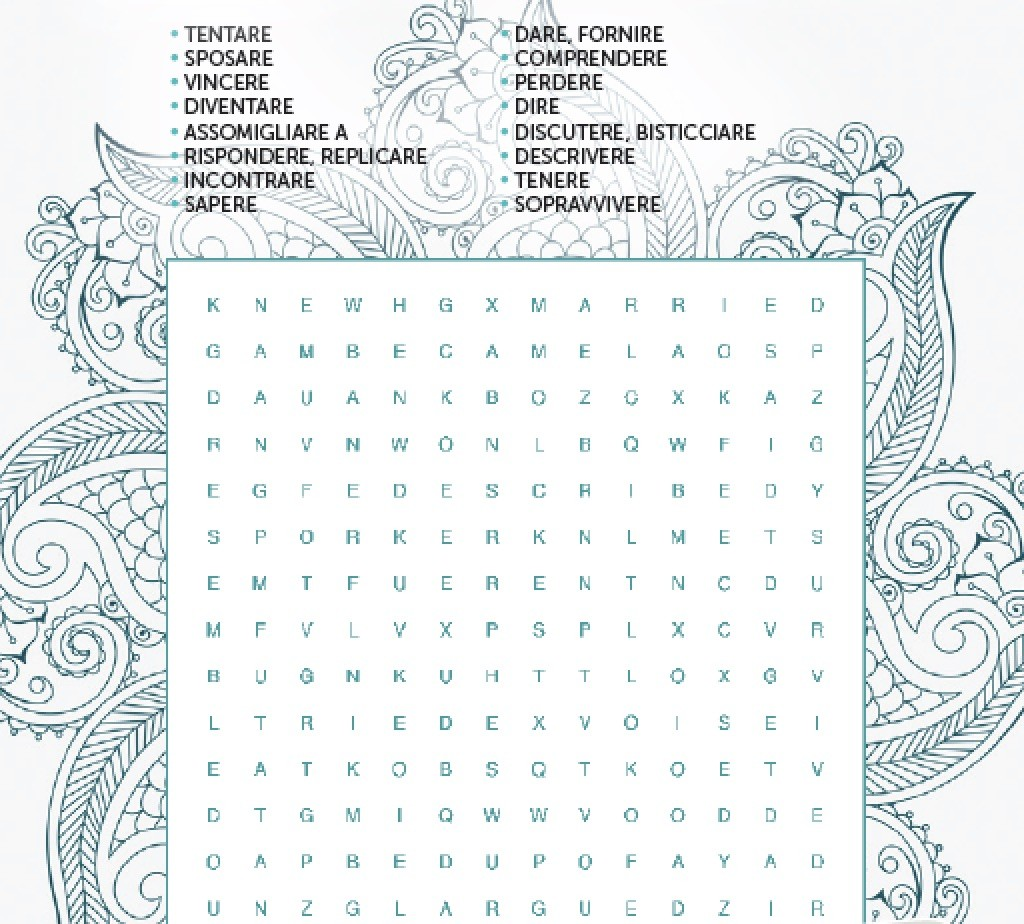 WORDSEARCH – A PASSAGE TO INDIA