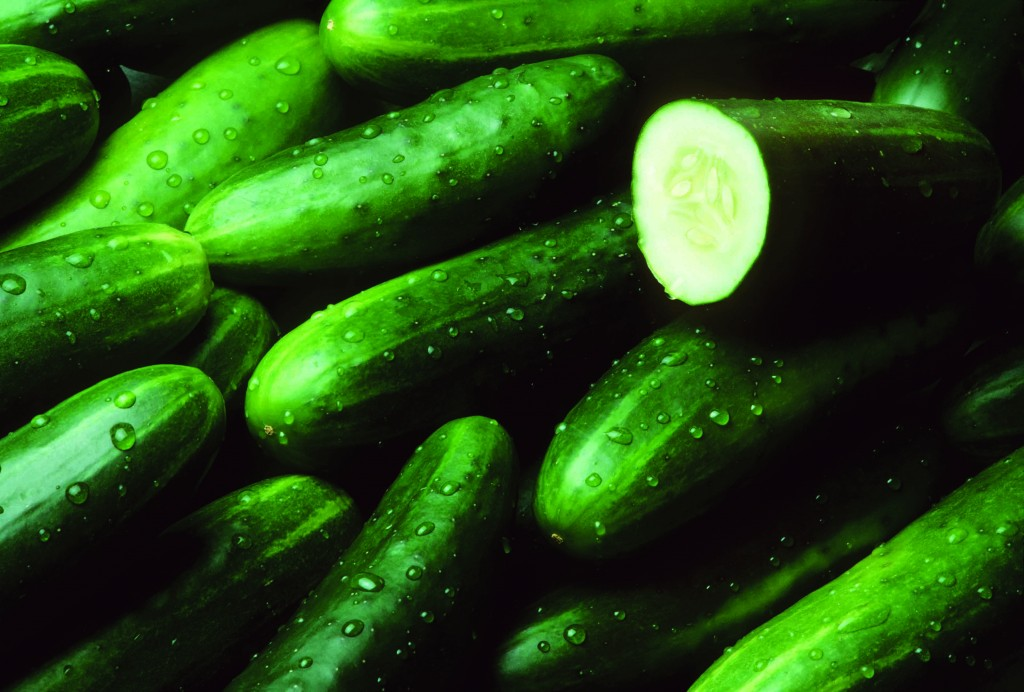 Idioms: As cool as a cucumber