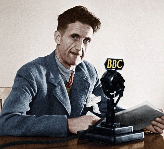 GEORGE ORWELL'S TIPS