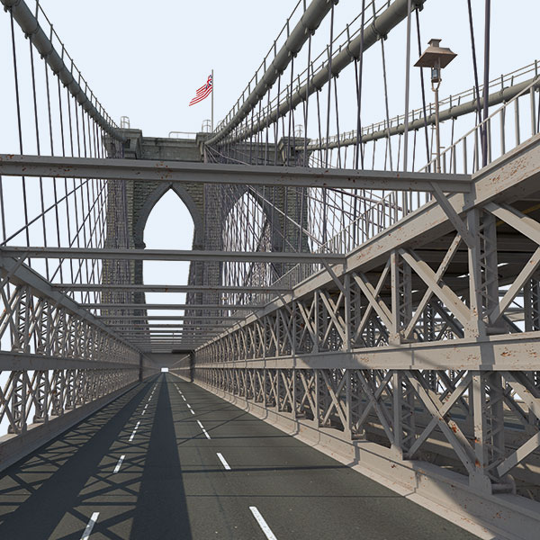 LISTENING COMPREHENSION – THE BROOKLYN BRIDGE