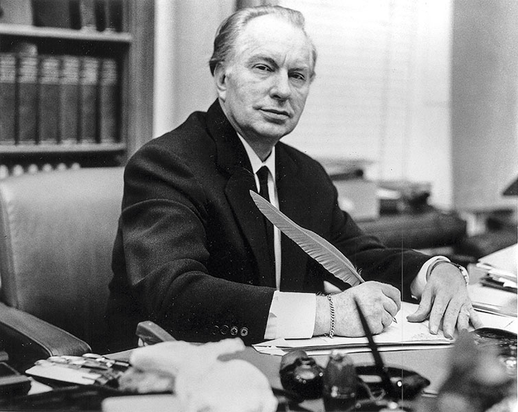 VOCABULARY – L. RON HUBBARD